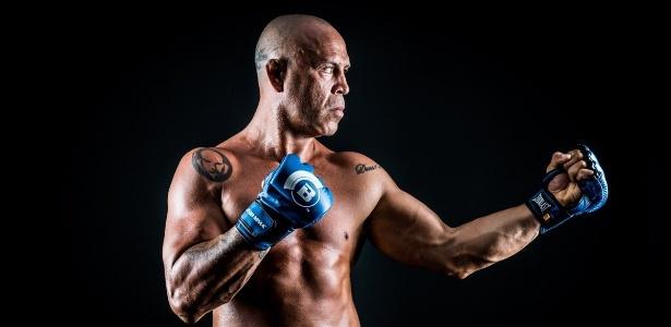 Wanderlei Silva é ex-campeão peso-médio (93 kg) do Pride - Reprodução