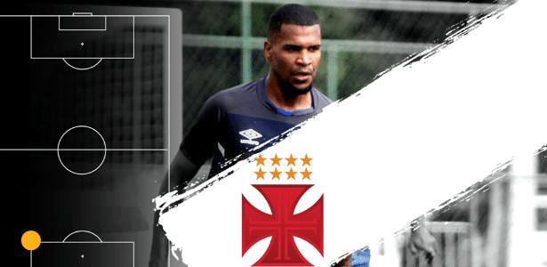 Zagueiro Breno é anunciado oficialmente pelo Vasco em suas mídias