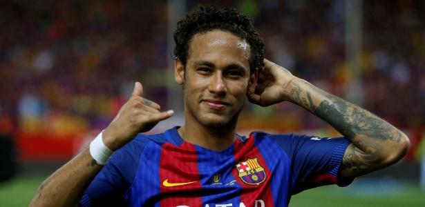Neymar tem valor de mercado avaliado em 207 milhões de euros