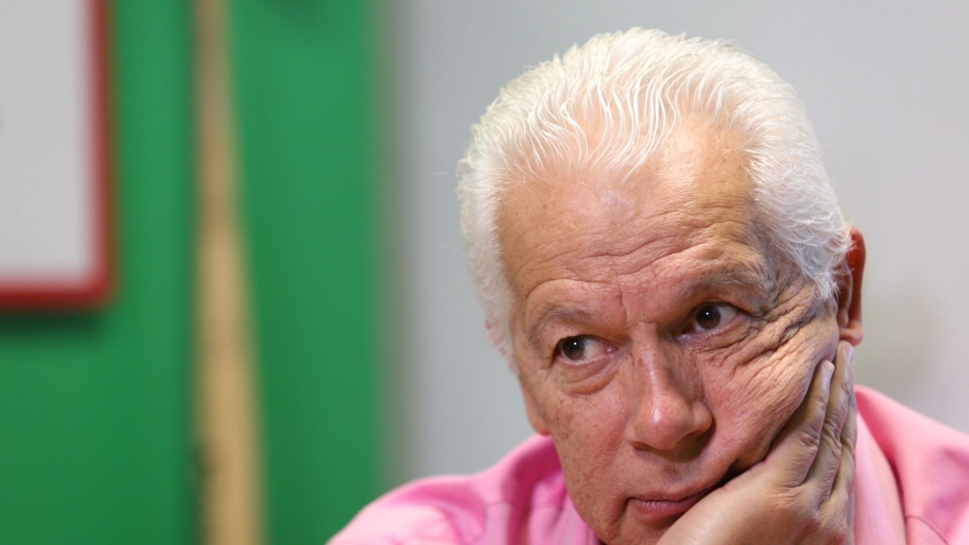 Emerson Leão, comentarista do Esporte Interativo