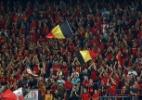 Bélgica, Alemanha, Nigéria... Veja quem já está com um pé na Copa - REUTERS/Francois Lenoir