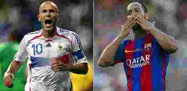 Quem foi melhor  Ronaldo ou Romário  5 discussões clássicas sobre ... 48d35879ff6d2