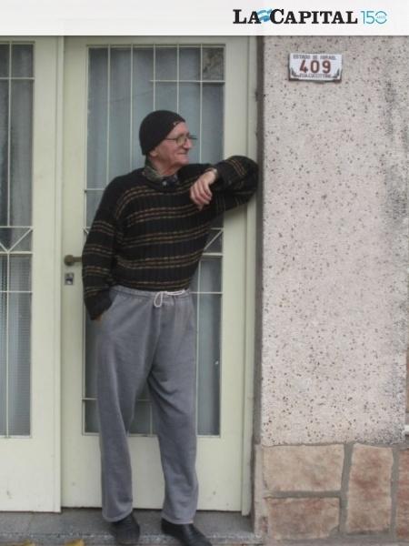 Antonio Cuccittini, avô materno de Messi - Reprodução/La Capital