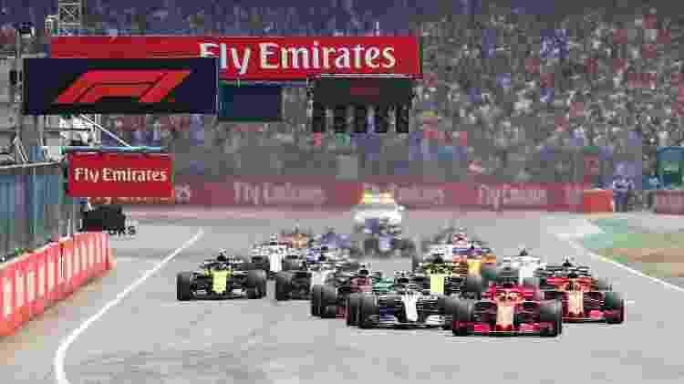 Vettel largada - Wolfgang Rattay/Reuters - Wolfgang Rattay/Reuters