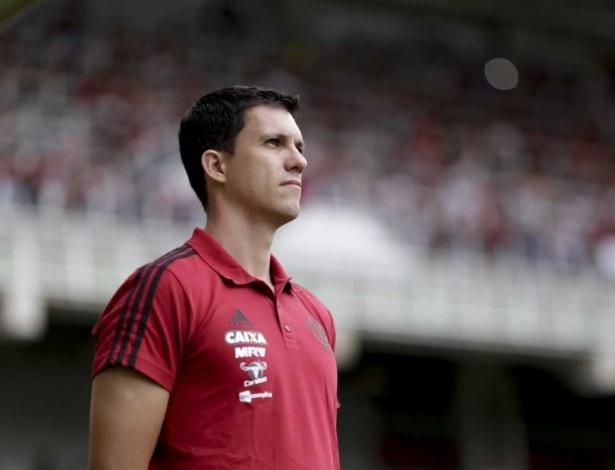 Maurício Barbieri e a difícil missão de classificar o Flamengo na Copa Libertadores - Staff Images/Flamengo