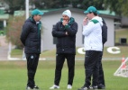 Coritiba decide manter Tcheco como técnico após chegada do gerente Pelaipe - Comunicação CFC