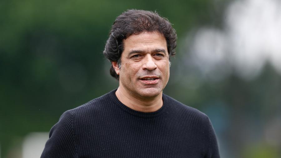 Raí tem sido alvo de críticas da torcida, que chegou a pedir sua saída após queda na Libertadores - Marcello Zambrana/AGIF