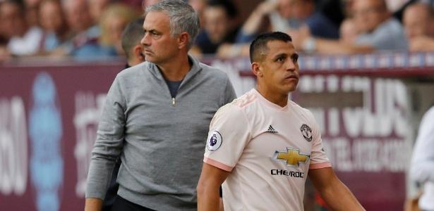 Chileno tem sido pouco aproveitado desde que chegou ao clube em janeiro - REUTERS/Phil Noble