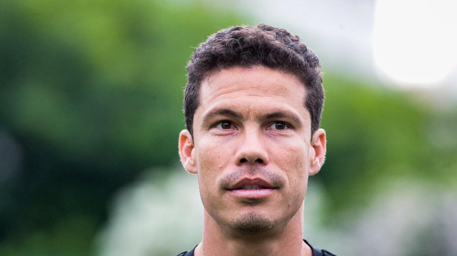 Hernanes, jogador do São Paulo - Marcello Zambrana/AGIF