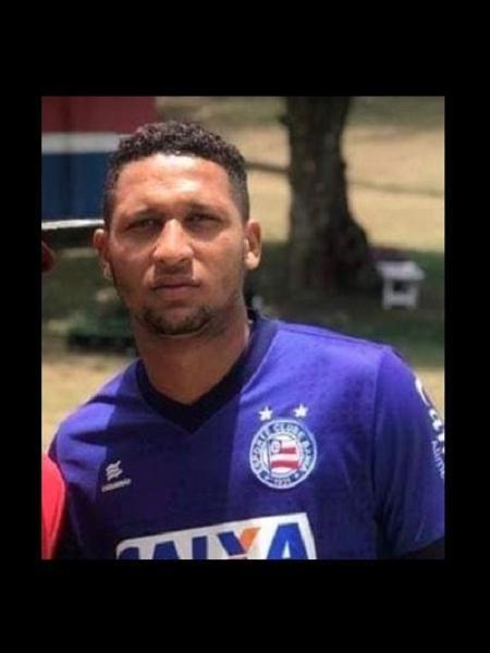 Lucas Nascimento dos Santos, jogador da base do Bahia, foi baleado - Reprodução/Facebook