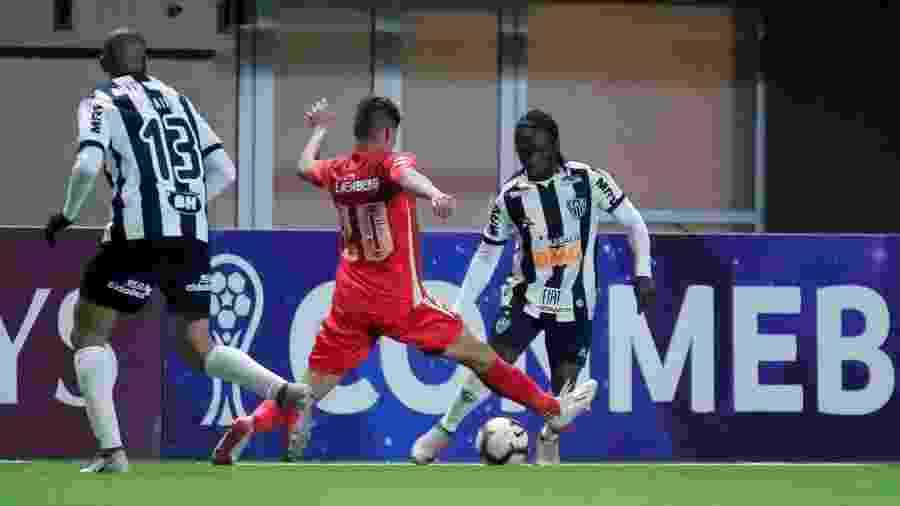 Atlético-MG enfrenta o Unión La Calera na segunda fase da Copa Sul-Americana - Bruno Cantini / Atlético