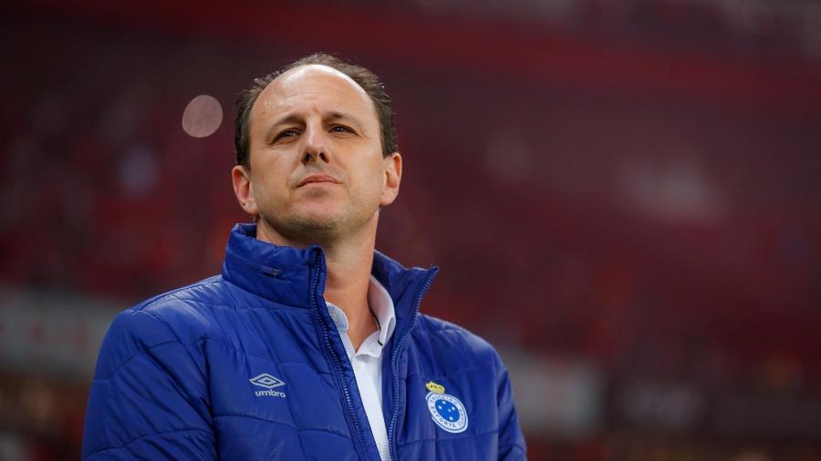 Ceni deixa o Cruzeiro com oito jogos realizados. Foram duas vitórias, dois empates e quatro derrotas na curta passagem - Vinnicius Silva/Cruzeiro