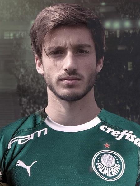 Matías Viña, lateral esquerdo do Palmeiras - SE Palmeiras/Divulgação