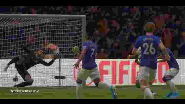 Richarlison Fifa 20 gol - Reprodução - Reprodução