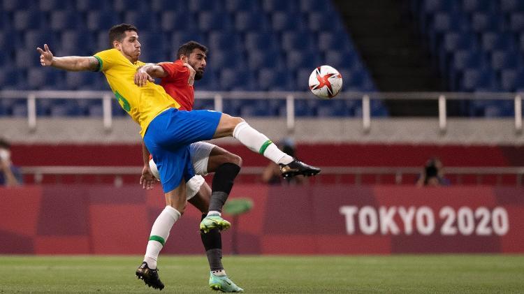 Nino - Lucas Figueiredo/CBF - Lucas Figueiredo/CBF