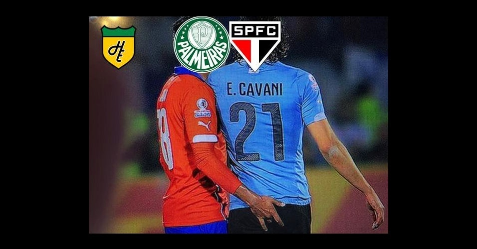 Fotos: Memes da vitória do Palmeiras sobre o São Paulo ...