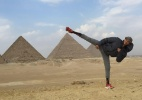 Venilton Teixeira, talento do taekwondo - Arquivo Pessoal