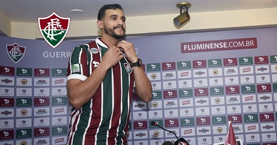 Montagem - Henrique Dourado (atacante) - Do Victória dos Guimarães (POR) para o Fluminense