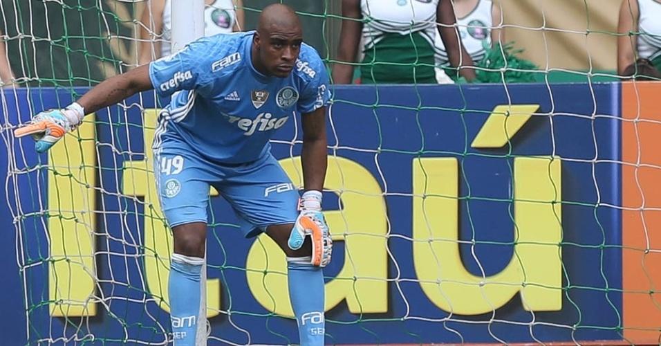 Jailson Palmeiras goleiro Sport