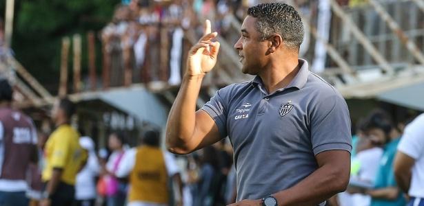 Roger vai comandar os reservas do Atlético-MG contra a Chapecoense, pela Primeira Liga - Bruno Cantini/Clube Atlético Mineiro