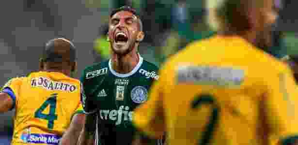 Rafael Marques aproveitou a oportunidade dada por E. Baptista - Ale Cabral/AGIF - Ale Cabral/AGIF