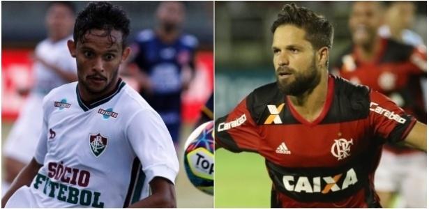 Scarpa e Diego são ausências sentidas entre tricolores e rubro-negros na decisão