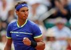 Guga aposta em Nadal, com Federer correndo por fora em Roland Garros - Reuters / Benoit Tessier