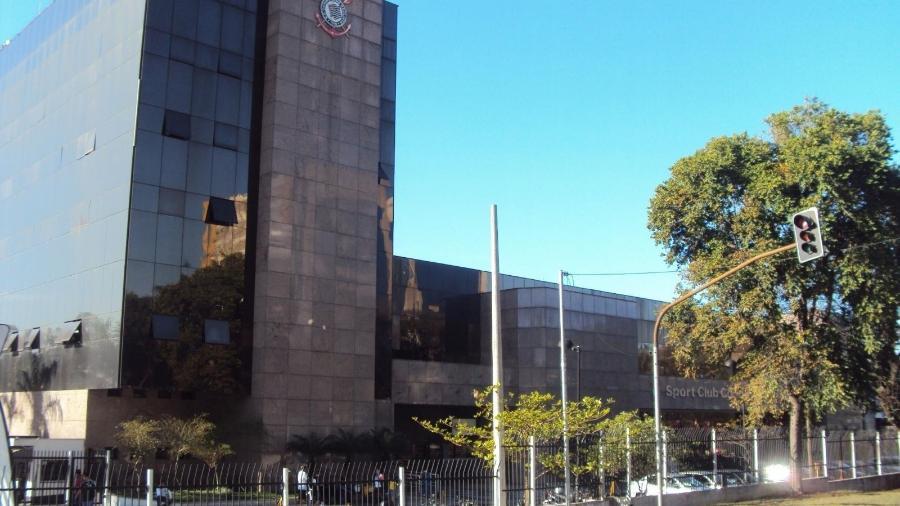 Sede do Corinthians no Parque São Jorge - Divulgação/Corinthians