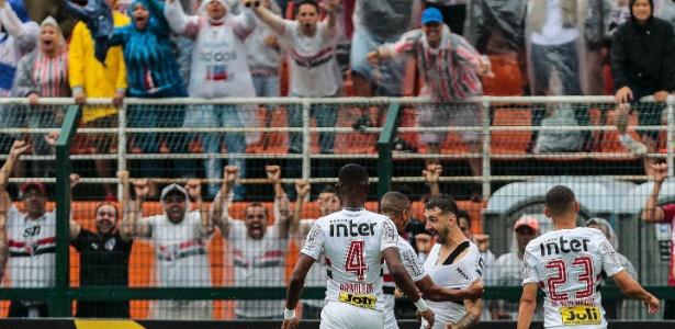[SPFC.Net] Tricolor tem 5ª melhor campanha do returno, três pontos atrás do líder