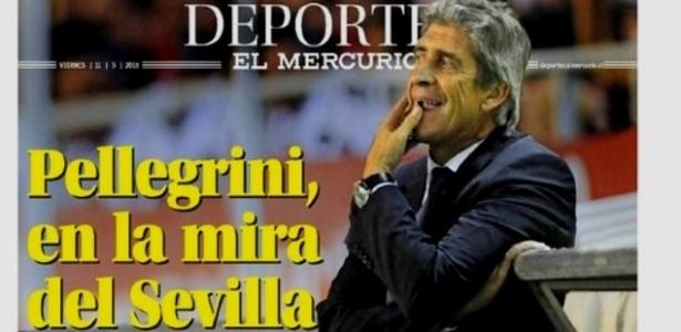 Chegada de Antonio Cordón abriria as portas do Sevilla ao treinador chileno