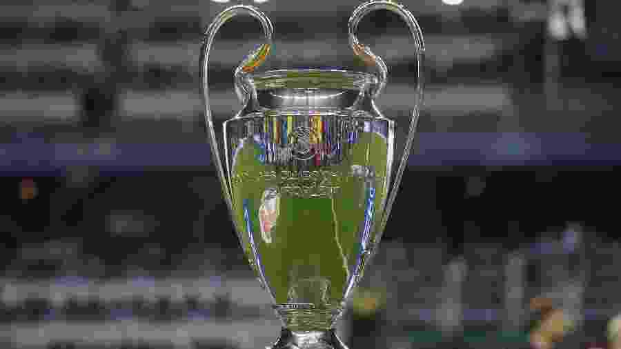 Troféu Champions League - Alexander Hassenstein/Getty Images