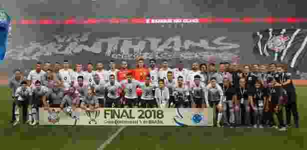 4a083f032e Corinthians registra sua maior renda em Itaquera na final contra o Cruzeiro