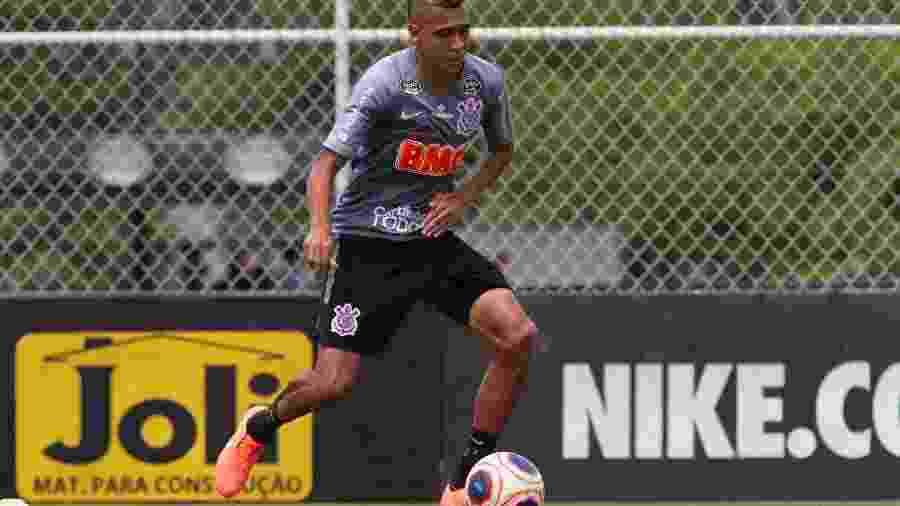 Volante Cantillo só deve estrear pelo Corinthians contra a Ponte Preta, pela terceira rodada do Paulista - Daniel Augusto Jr. / Ag. Corinthians