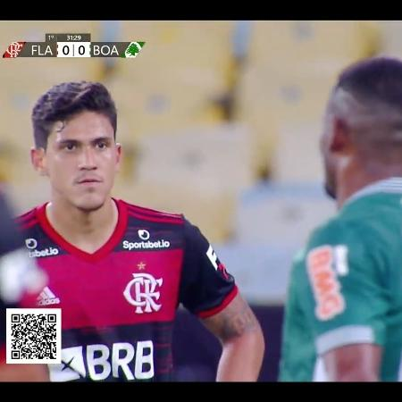 Transmissão de Flamengo x Boavista nas redes sociais do Rubro-negro selou a decisão da Globo de romper contrato do Carioca - Reprodução