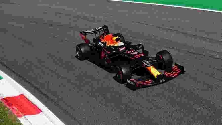 Red Bull já sabe que a parceira Honda vai retirar o investimento na F1 no final de 2021 - Pool/Getty Images