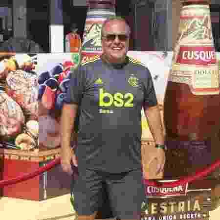 Guilherme Kroll, novo vice de esportes olímpicos do Flamengo - Reprodução - Reprodução