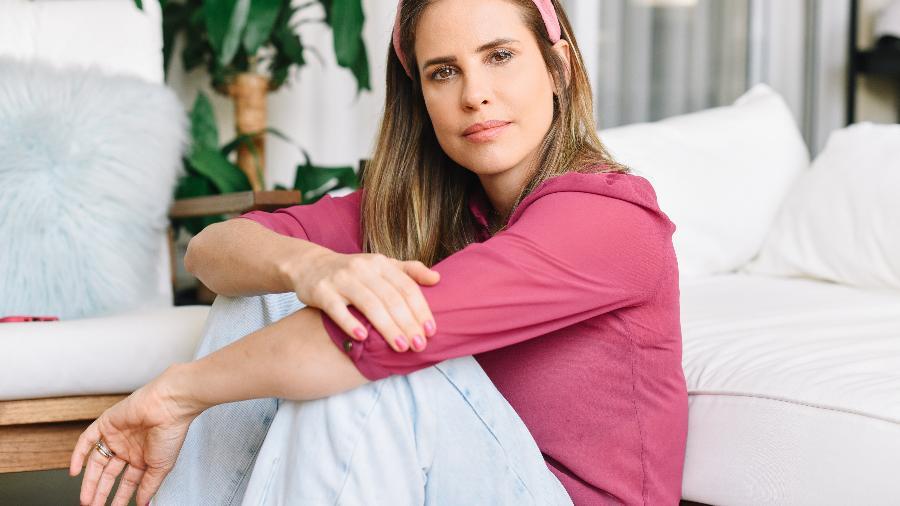 Retrato da jornalista Joanna de Assis - Gigi Kassis/UOL