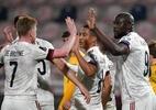 Com estrelas em campo, Bélgica estreia com vitória sobre País de Gales - JOHN THYS/AFP