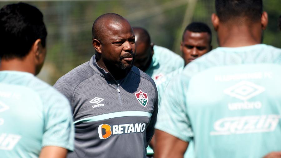 Contra o Juventude, Marcão pode levar Fluminense de volta à briga pelo G6 do Brasileirão - Mailson Santana/Fluminense FC