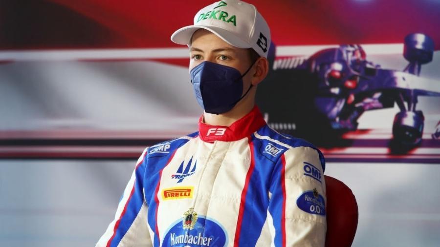 David Schumacher, sobrinho do piloto alemão Michael Schumacher - GettyImages