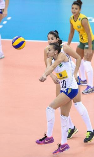 0c2e822056c12 Fotos  Brasil enfrenta o Japão no Grand Prix de vôlei feminino - 24 ...