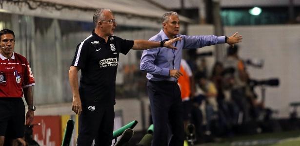 Dorival lembra goleada dos reservas do Corinthians no São Paulo ano passado