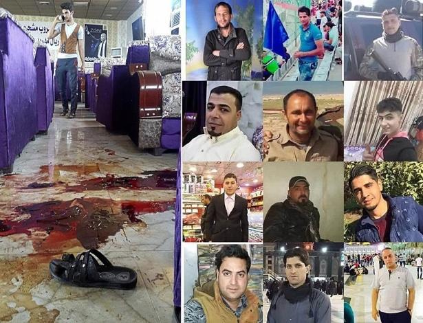 Homens armados atiraram com fuzis contra torcedores reunidos em sede