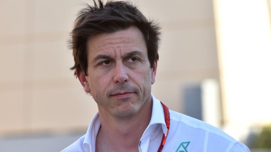 Toto Wolff é diretor executivo da Mercedes - Andrej Isakovic/AFP