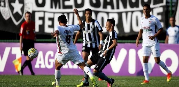 Botafogo e Fluminense já têm acordo com a Caixa e assinam contrato nesta terça-feira - Satiro Sodré /Botafogo