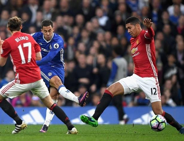 Final antecipada? Chelsea e Manchester United medem forças nas quartas da FA Cup