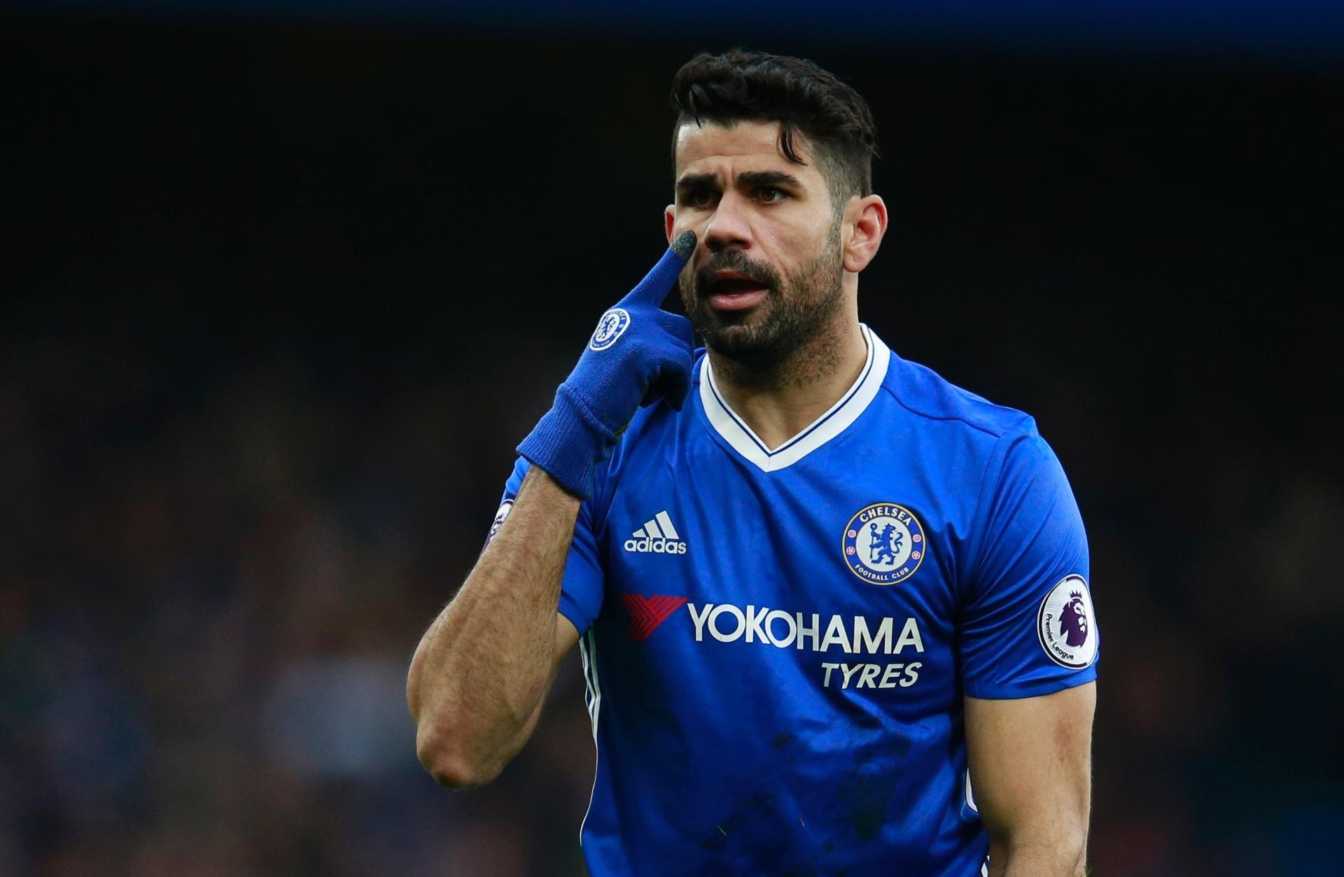 Diego Costa diz que escolheu jogar no Chelsea por causa de Mourinho -  15 04 2017 - UOL Esporte dea010b60f542