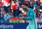 Piqué volta a reclamar de arbitragem pró-Real Madrid nas redes sociais - Juan Medina/Reuters