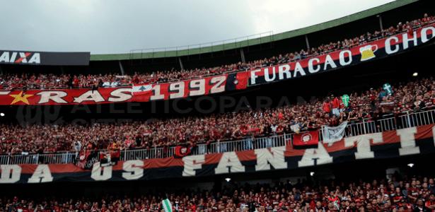 Conmebol marcou jogo entre Atlético x Santos para o Couto Pereira