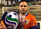 Jogador de futsal de 23 anos morre em acidente de moto no Guarujá - Reprodução Facebook